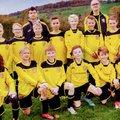Borrowash Victoria Juniors Vikings vs. Belper Town Juniors U12 Gold Sox