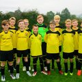 Spondon Rovers Storm vs. Belper Town Juniors U12 Gold Sox