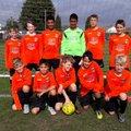 Under 12s Sunday beat AFC Mansfield 4 - 1