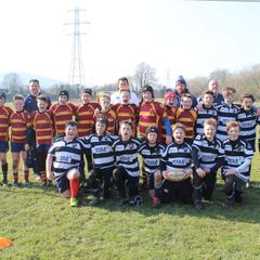 Avonvale U13s Vs Wimbledon RFC &  Oldfield