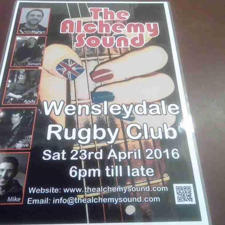 The Alchemy Sound - Live Band