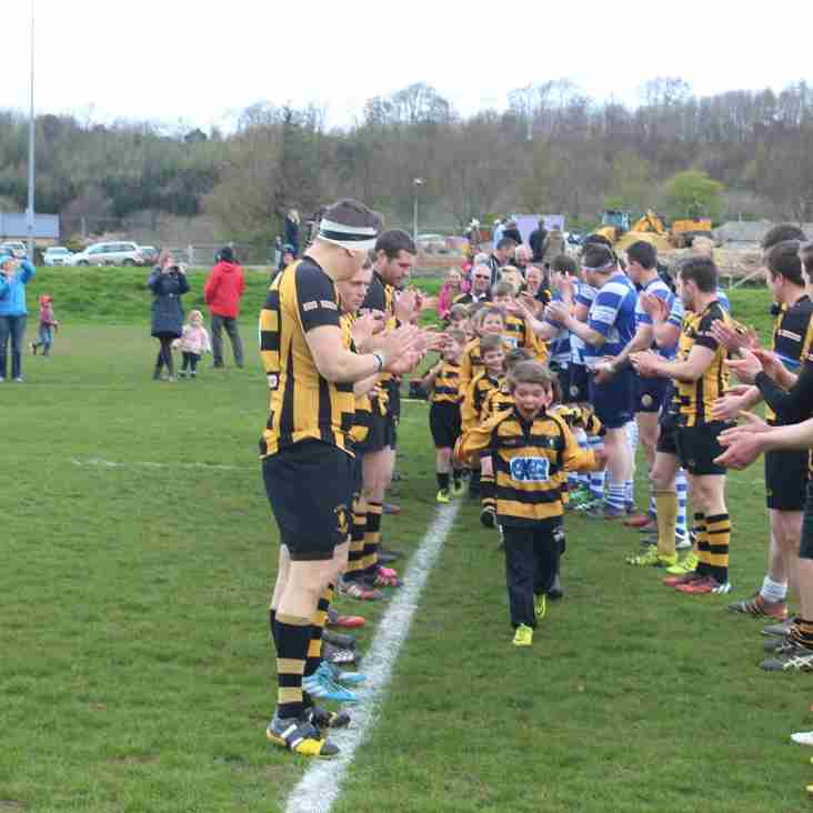 The showers are not yet hot – but you will get a warm welcome at Wensleydale Rugby Club