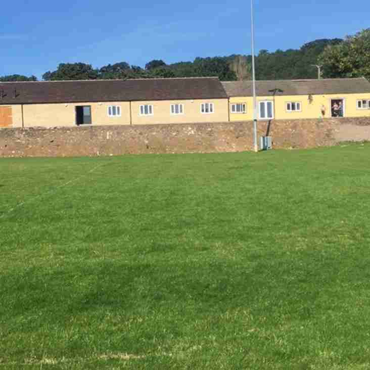 Clubhouse and Changing Rooms