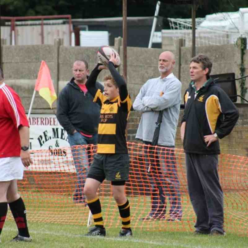 2012-09-16 U15 Friendly v Bracknell 1st 20 0-0