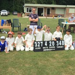 Chipstead Coulsdon and Walcountians CC - Under 10 vs. South Nutfield CC - Under 10