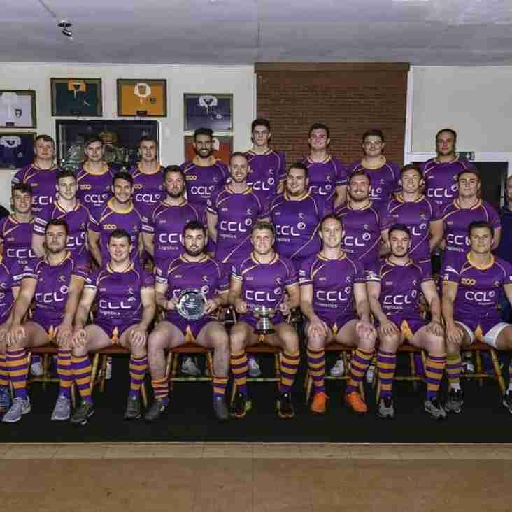 Marr 1st XV squad