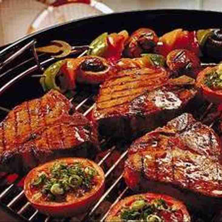 Marr Summer  BBQ