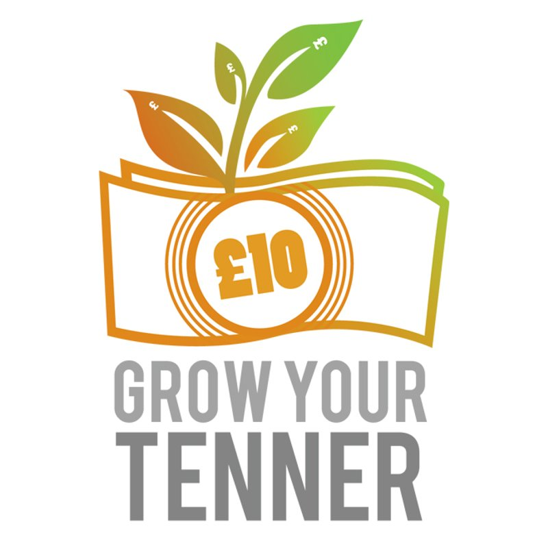 'Grow Your Tenner' is LIVE