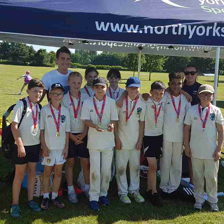 SCC Juniors in Yorkshire Primary Schools Finals