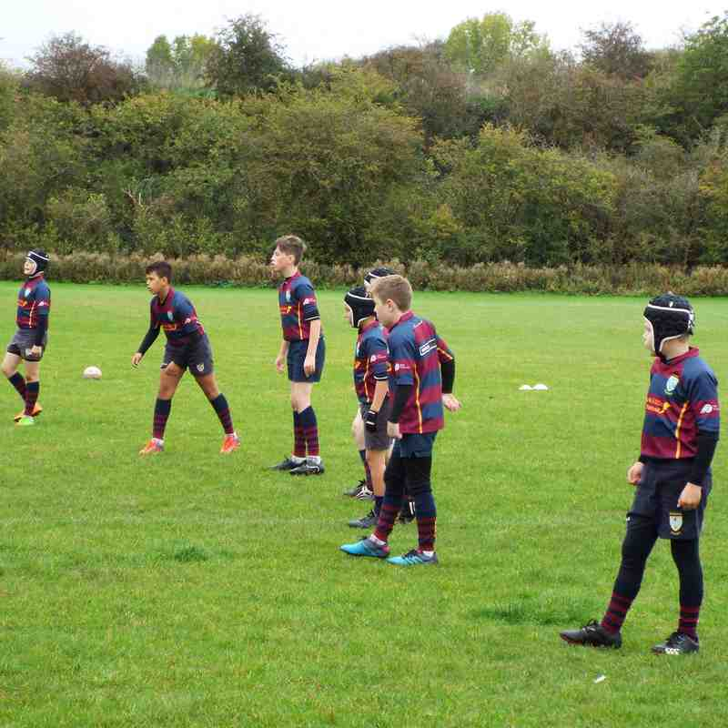 First match Vs Bredon 01.10.17