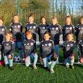 New girls' football team scores with kit sponsor