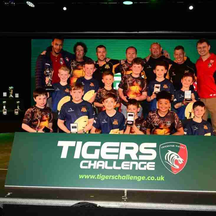 Edenbridge & Old Caterhamians RFC's U9 Success