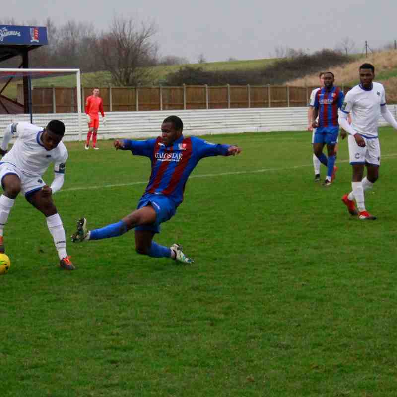 Maldon and Tiptree vs Romford Borough