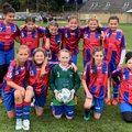 Under 12 Belles beat Hemsworth Town U12 9 - 2