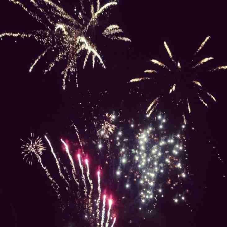 Firework night 2015