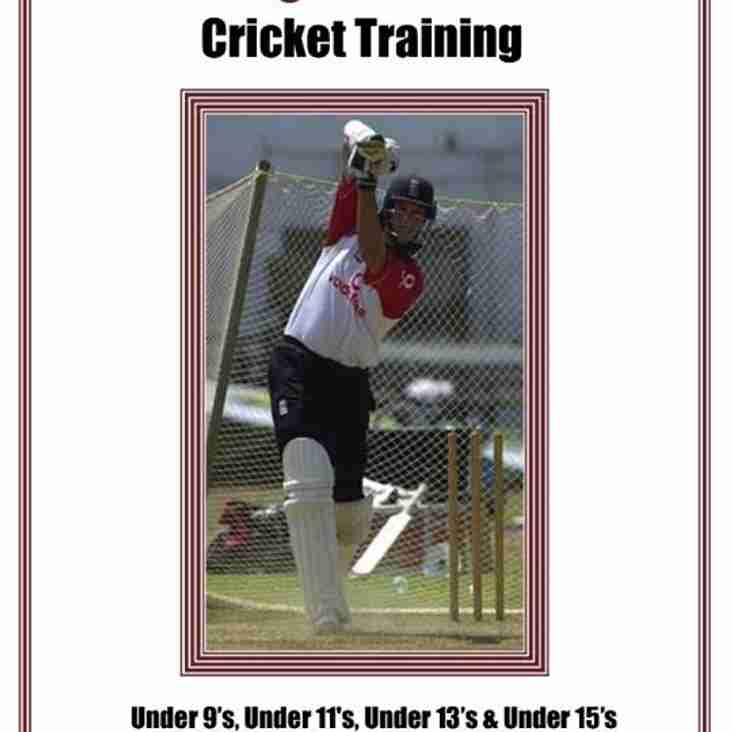 kids Cricket Training