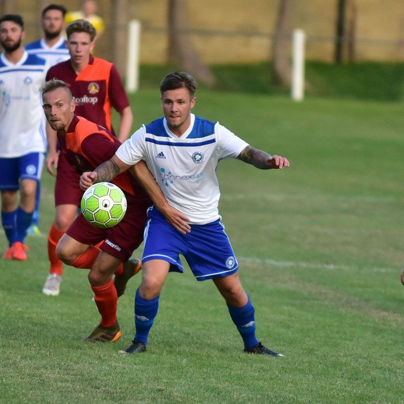 Bishops Cleeve take the bragging rights.