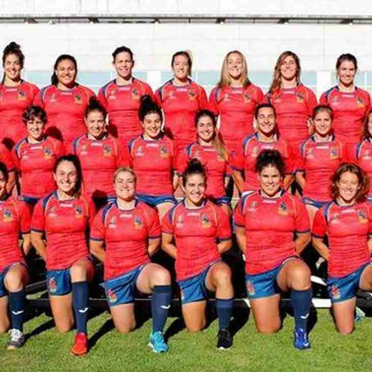 Spanish Women's Rugby Team coming to Novos: Wednesday 5th December