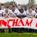 University of Birmingham Lions Juniors beat Coventry Jets 16 - 66