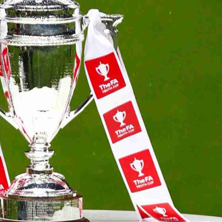 U18's Bow Out of The FA Youth Cup