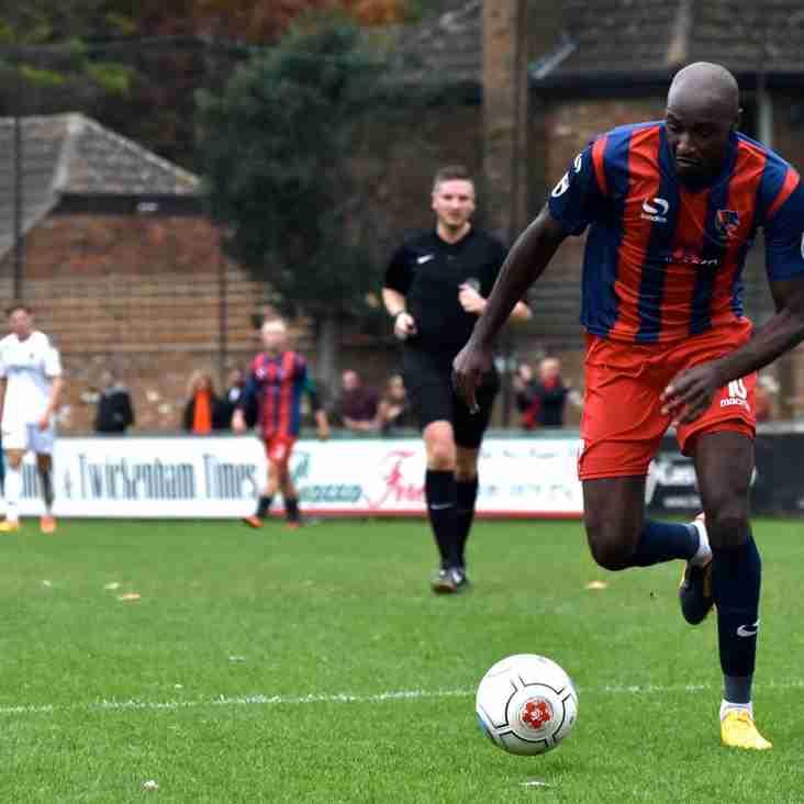 Striker Marvin Morgan Departs