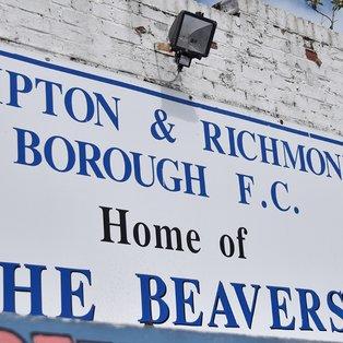 Hampton & Richmond Borough U18's lose against Camberley U18's after a heated game