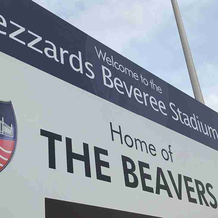 Jezzards Announced As Beavers New Stadium Sponsor