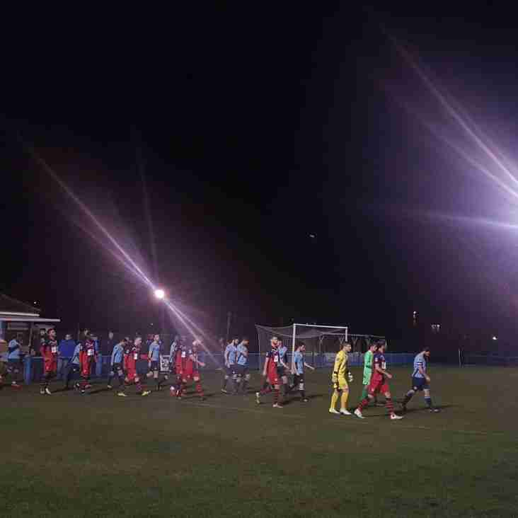 Beavers see off Spelthorne to seal cup progress
