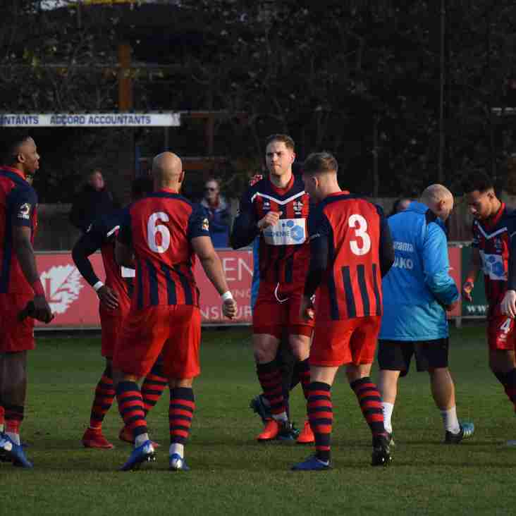 Feisty encounter on the cards as Beavers travel to Woking