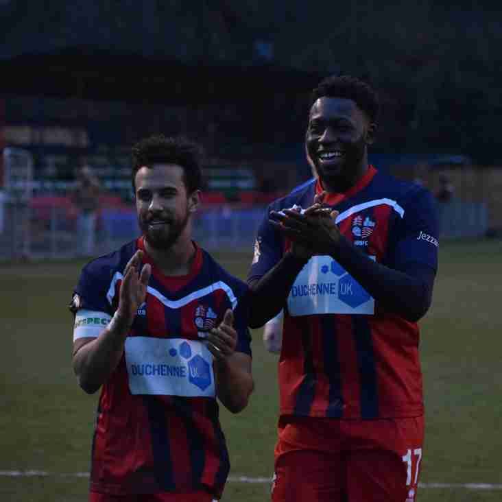 Beavers back in action after cup progress