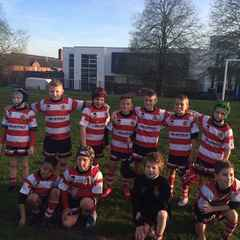 Match Report - Portico 3 - 8s Crusaders 9