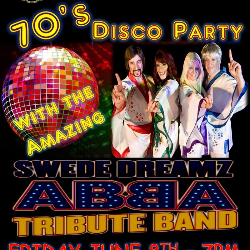 70's Disco Party - Friday 8 June