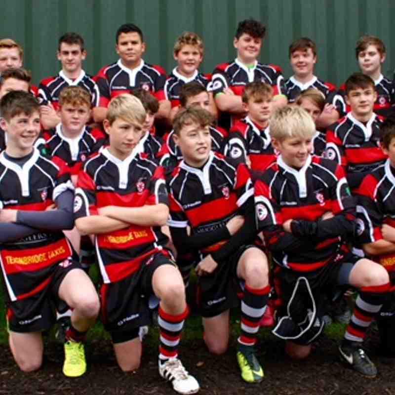 Teignmouth Under 14's Team Photo