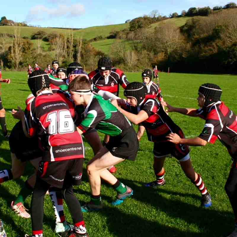 Ivybridge Match