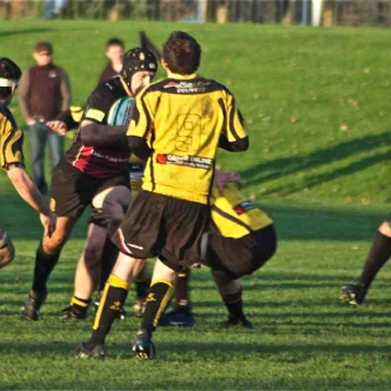 v Trinity Accies 051111 (David Herd)