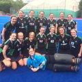 Ladies 1st Team beat Sheffield Hallam  1 4 - 0