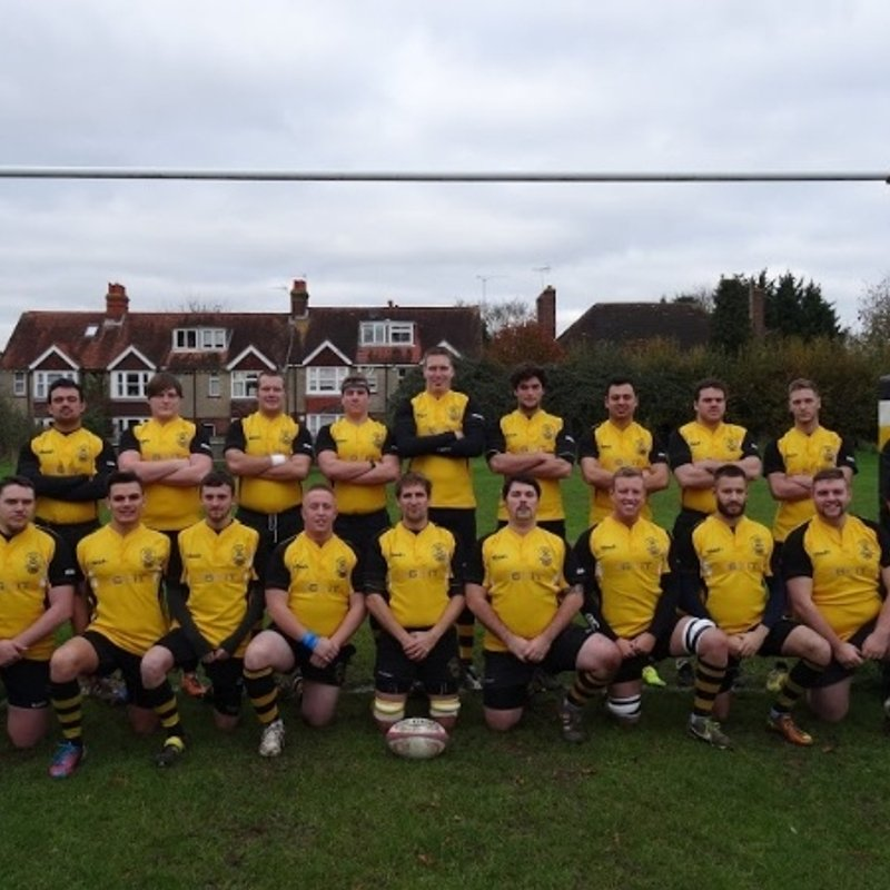 1st XV lose to New Milton & District 1st XV 3 - 133