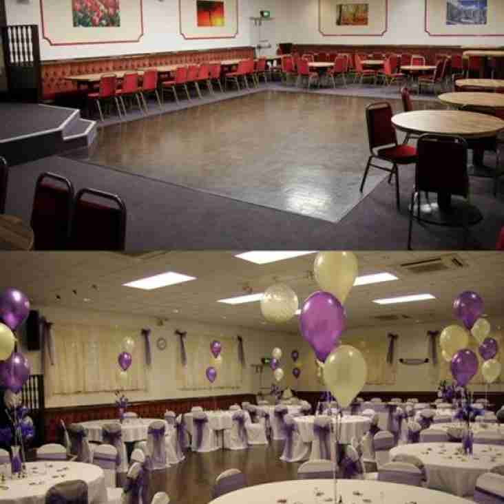 Looking for the perfect party venue in 2018/2019?