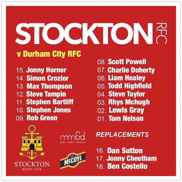 News Stockton Rugby Club