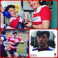Connor Hutchinson - the young player who 'kept his boots on'