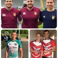 A great weekend of rugby!