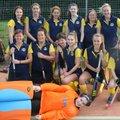 Maidstone Ladies 4 lose to Gillingham Anchorians 3 0 - 4