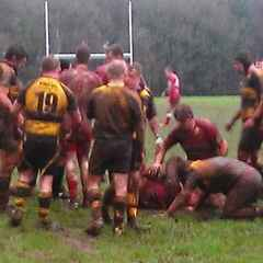 United stuck in the mud v Longlevens