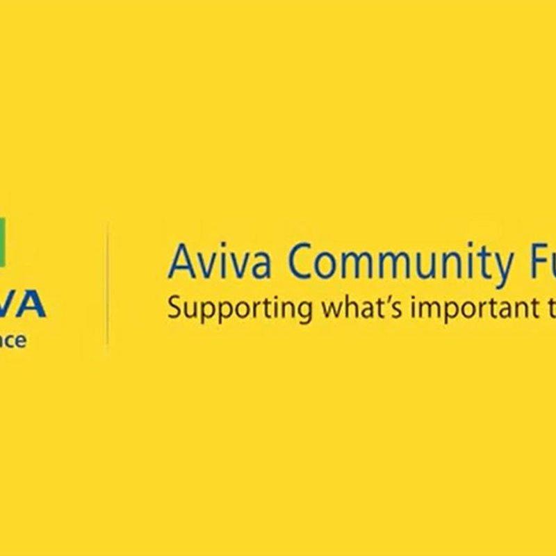 Club awarded £1000 for junior hockey by the Aviva Community Fund