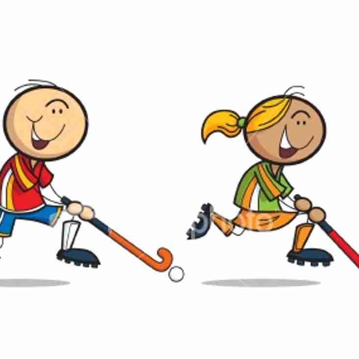 Hockey Summer Camp 2019 -  booking form out now