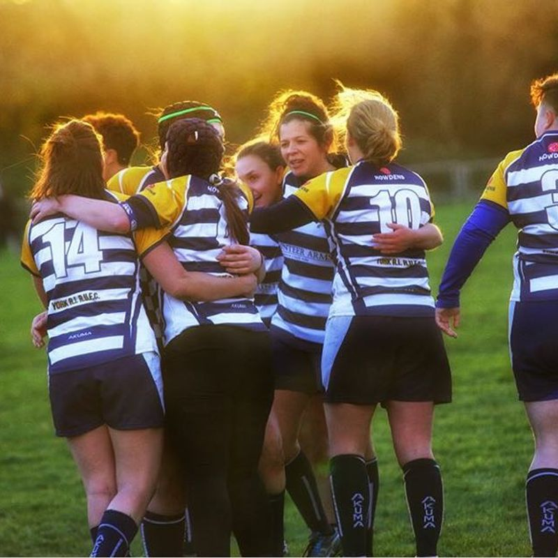 York RI Ladies shortlisted for Team of the Year!