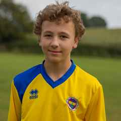 Conor Ford is the u14s Man of the Match for 16th April
