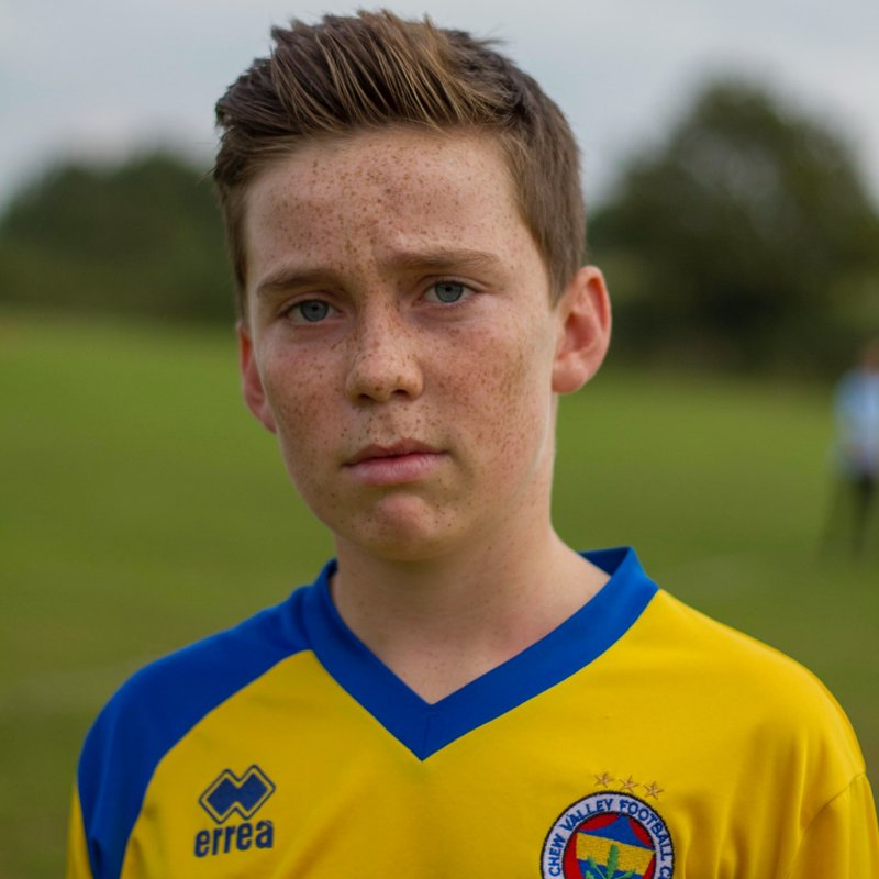 Finn Greaves is the u14s Man of the Match on 23rd April 2015
