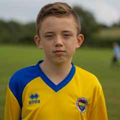 Harry Farrell is the u14s Man of the Match for 19th April