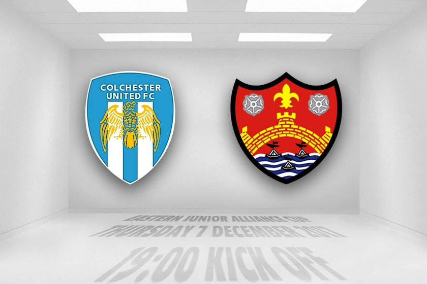 Visit to Colchester United for our U16 squad